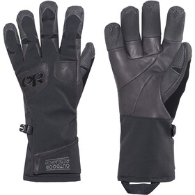 Outdoor Research Extravert Handschuhe Herren black/charcoal